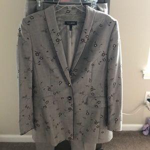 Escada women's suit coat
